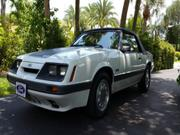 1986 FORD mustang Ford: Mustang GT